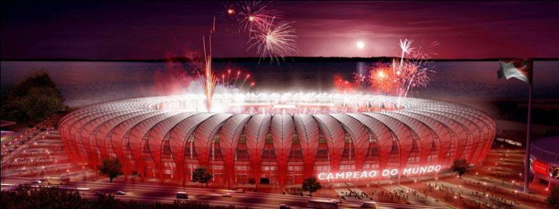 L'Estádio Beira-Rio construit en 1969 est totalement rénové pour accueillir des matches de cette 'Coupe du monde de la FIFA 2014', dont la rencontre France-Honduras. La ville qui abrite ce stade, capitale de l'État du Rio Grande do Sul, état confiné à l'extrême sud du Brésil, est :