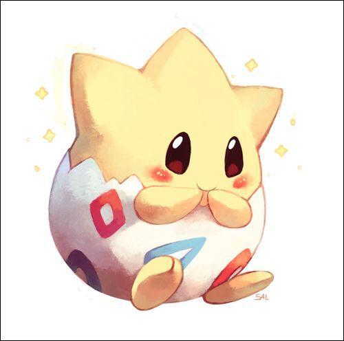Comment se prénomme ce Pokémon œuf ?
