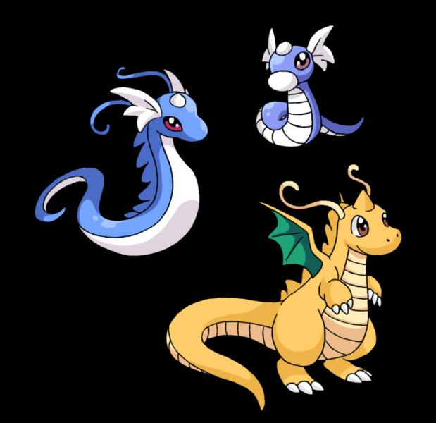 De quel type sont ces Pokémon ?