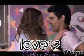 Dans la saison 1, Violetta et Tomas chantent quel titre ?