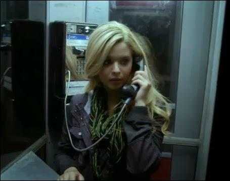 Qui était en contact avec Alison pour l'aider quand elle se cachait ?