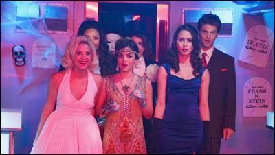Dans le train d'Halloween de la saison 3, qui était l'artiste invité(e) ?