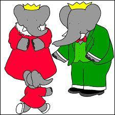 Quel est le nom de la ville fondée par Babar l'Éléphant ?