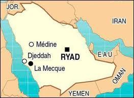 Lorsque Mohamed meurt, une grande partie de l'Arabie est musulmane.