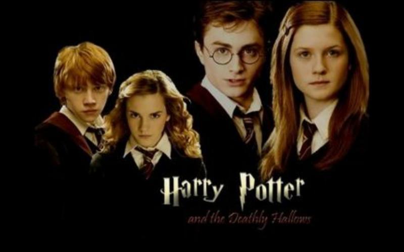 Quels sont les meilleurs amis de Harry Potter ?