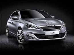 Quel est le nom de cette voiture de chez Peugeot ?