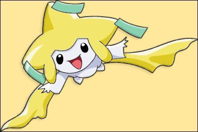 Comment s'appelle ce Pokémon légendaire ?