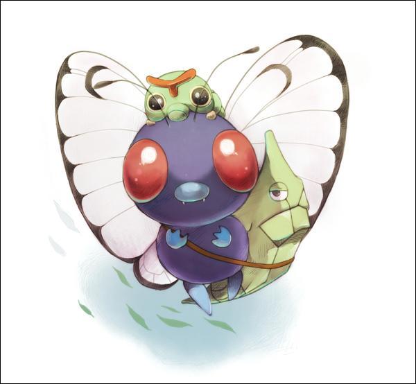 Lequel de ces trois Pokémon peut utiliser l'attaque Poudre Dodo ?
