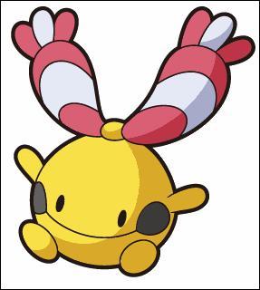 Quelle est l'évolution de ce bébé Pokémon ?