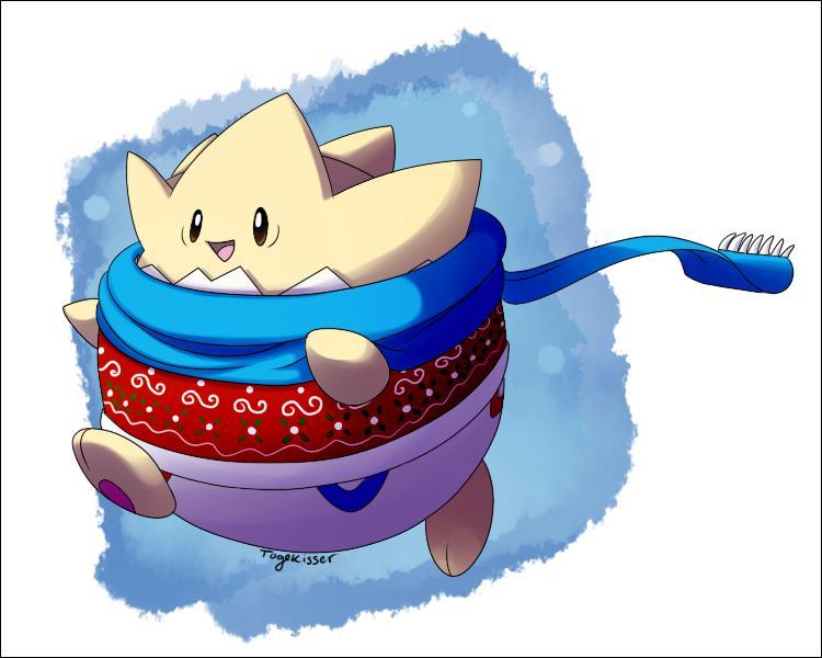 Et qui est ce mignon Pokémon œuf ?
