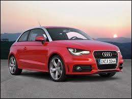 Quel est le nom de ce modèle de chez Audi ?