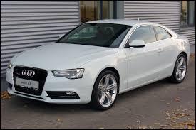 Très belle Audi, certes, mais quel est ce modèle ?