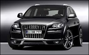 Ce 4X4 de chez Audi est un ...