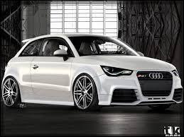 Ce modèle de chez Audi s'appelle ...