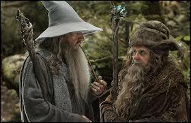 Qui est à côté de Gandalf ?