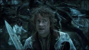Quel est le nom de l'épée de Bilbo ?