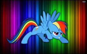 Quel est le super pouvoir de Rainbow Dash ?