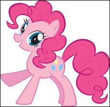De quelle couleur est Pinky ?