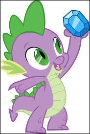 Quel animal est Spike ?