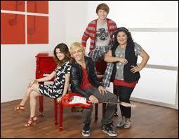 Quelle est cette série Disney Channel ?