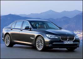 Comment s'appelle ce modèle de chez BMW ?