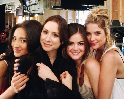 Pretty Little Liars, saison 4