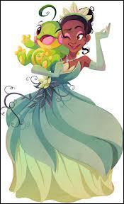 Quel Pokémon a pour rôle le prince charmant de Tiana ?