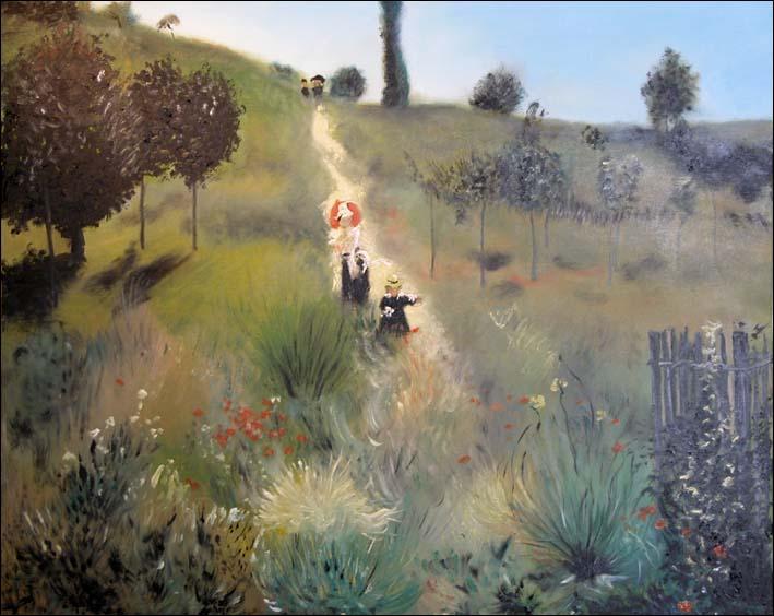 Pour terminer, où et quand Renoir nous a-t-il quitté ?