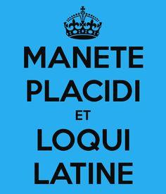 Latin : le passif de l'indicatif