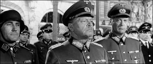 Général Günther Blumentritt ( à droite )