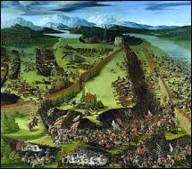 Au cours de sa sixième guerre d'Italie en 1525, François 1er est fait prisonnier sur le champ de bataille par les troupes impériales de Charles Quint. Devant quelle ville, cette défaite s'est-elle déroulée ?