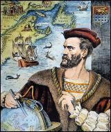 """Quel navigateur et explorateur est à l'origine de la """"Nouvelle France"""" en 1534 créant les colonies d'Amérique du Nord ?"""