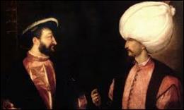 Quel sultan, François 1er rencontre-t-il en 1536 pour sceller une alliance franco-ottomane qui choque le monde chrétien ?