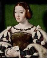 François 1er meurt au château de Rambouillet en 1547, à l'âge de 53 ans. Quel est le nom de sa veuve, reine de France ?