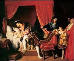 Quel génie de la Renaissance serait mort dans les bras du roi au Clos Lucé, à Amboise en 1519 ?