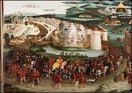 En juin 1520, François Ier organise une rencontre diplomatique avec le roi d'Angleterre Henri VIII en vue de conclure une alliance. Sous quel nom est connu cette entrevue fastueuse qui se soldera par un échec ?