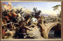 Ce chevalier, mort en 1521, s'est rendu célèbre en défendant seul le pont de Garigliano pour protéger la retraite de ses compagnons. Qui est ce personnage légendaire qui symbolise les valeurs de la chevalerie française de la fin du Moyen Âge ?