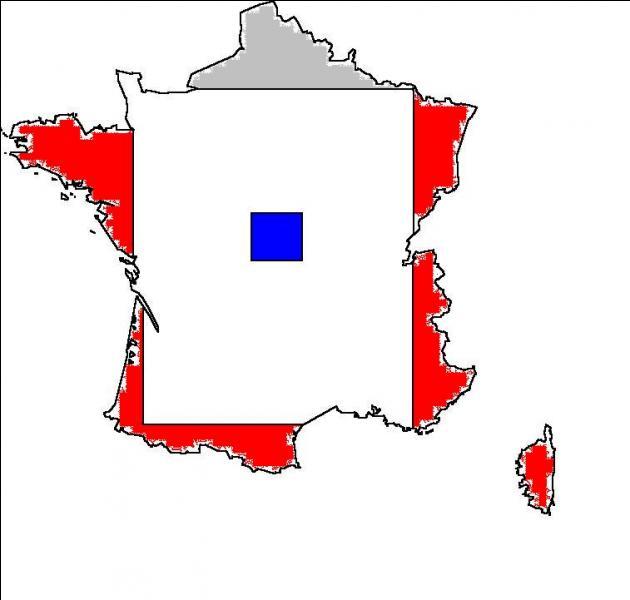 """4 districts > A l'américaine, c'est le """"French Dream"""" en bleu, blanc, rouge et gris. A quoi peuvent bien correspondre ce découpage et ces couleurs ?"""