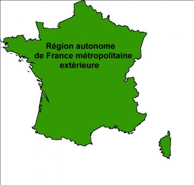 1 région autonome > Il s'agit d'une projection (la moins pessimiste ? )... Mais que s'est-il passé ?