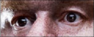 A quel personnage appartiennent ces yeux ?
