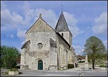 Nous partons à Yviers, commune picto-charentaise située dans le département n° ...