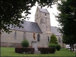 Voici l'église Notre-Dame-de-l'Assomption de la commune Ornaise de Magny-le-Désert. Elle se situe en région ...