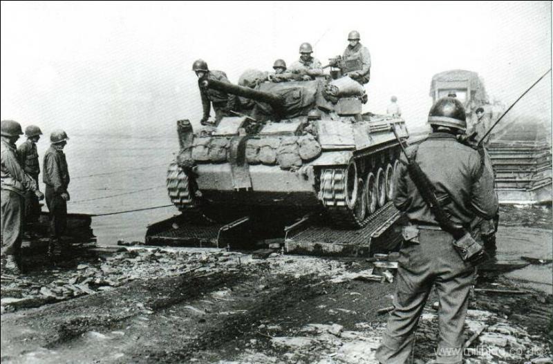 Quel fut le char le plus rapide durant toute la durée de la guerre ?