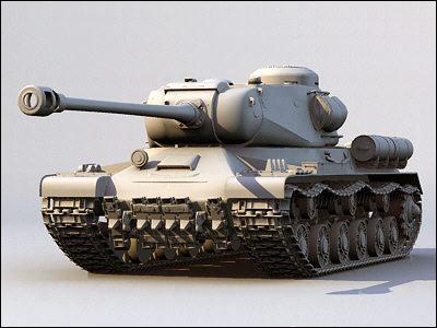 """Que signifie le nom """"IS"""" des modèles de chars russes développés à partir de 1941 et mis en service en 1943 ?"""
