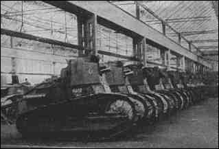 Les tanks de la Seconde Guerre mondiale