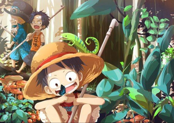 One Piece en délire ! (3)