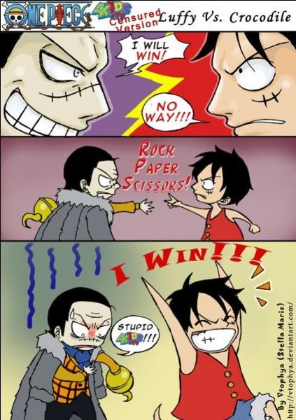 Le combat de choc ! Qui a gagné à pierre-papier-ciseaux ?