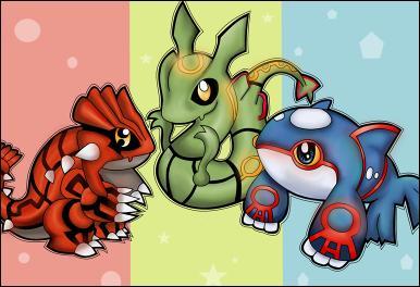 Dans quel jeu ces Pokémon apparaissent-ils pour la première fois ?