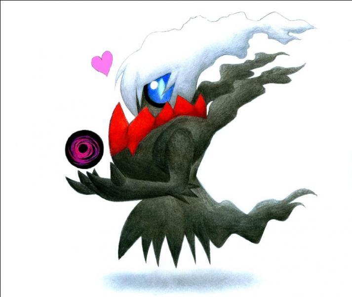 Comment se nomme ce Pokémon ténèbres ?