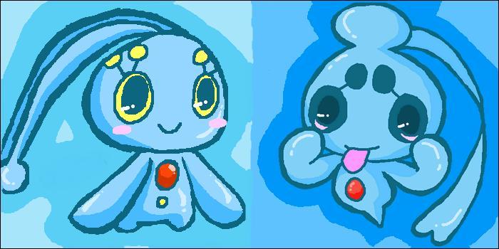 Qui sont ces Pokémon aquatiques ?